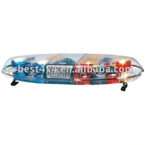 STROBE LIGHTBAR(RED/BLUE)