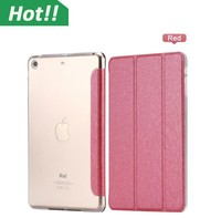 Smart Cover Magnet PU Leather Stand Tablet Case Sleep/Wake Screen Protector Film Stylus Pen For iPad 3 for iPad 2 for iPad 1