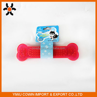 Hot sale silicone rubber molds bone toy,silicone Grinding rod
