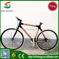 2015 new design wholesale high quality cheap bamboo bicycle