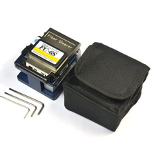 Fiber Optic FTTH Tool Kit with FC-6S Cleaver and 2in1 Optical Fiber Power Meter