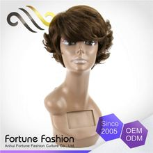 Customization Quick Lead Headband Hot Sell Invisible Human Hair Topper Wig