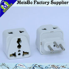 3PIN Switzerland 10A 250V AC mennekes plug socket