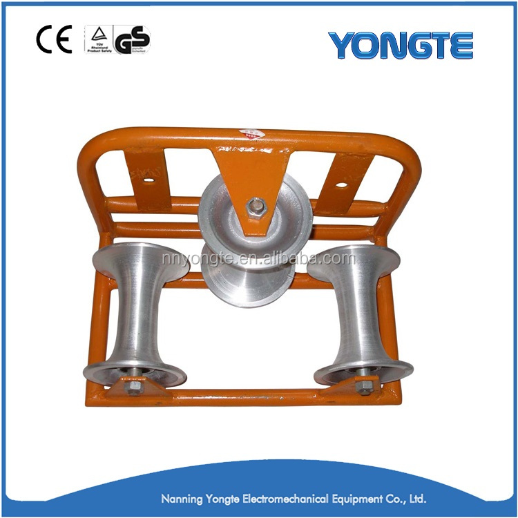 Cable Pulleys For Sale : High quality corner cable pulley roller for sale buy pulling rollers