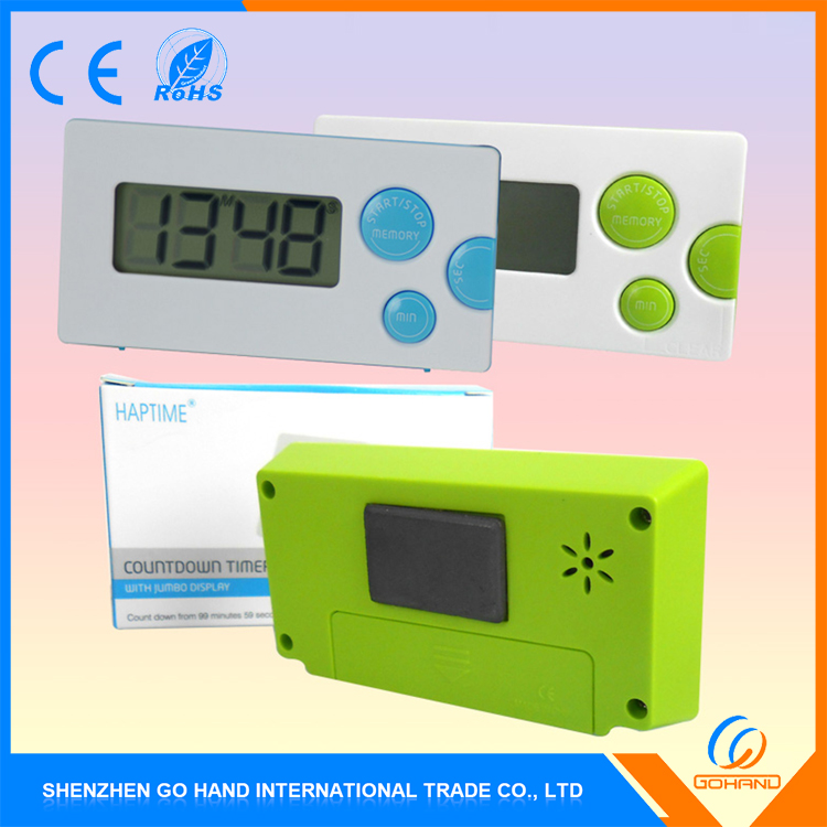 China Manufacturer Home Cooking Large Digital Decorative Kitchen Timers