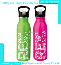 Sports stainless steel water bottle,double-wall stainless steel 750ml ss water bottle