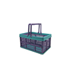 plastic Folding shopping crate