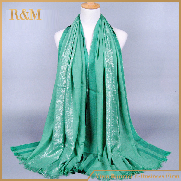 Fashion long indian cotton scarf for women