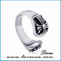 Wholesale fashion jewelry king and queen ring jewelry