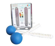 Mini rubber back massager