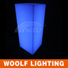 outdoor waterproof led pillars event decoration