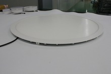 CE RoHS round led panel 400mm