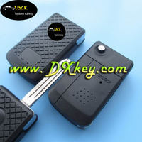 New style modified car key replacement for toyota one button key toyota smart key remote with toy43 blade