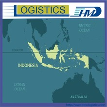 DHL/UPS/FEDEX/EMS/TNT express/Courier from china to Jakarta Indonesia