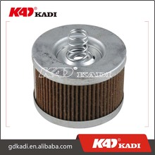 motorcycle oil filter element for Bajaj motorcycle part