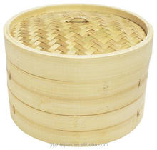Food grade natural square bamboo steamers export to Japanese