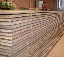 S4S ipe hardwood decking from YORKING HARDWOOD