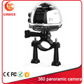 2016 new wireless panoview 360 degree sports camera