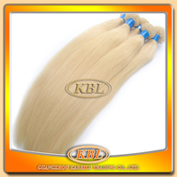 Best-seller soft end blonde brazilian hair color 27