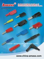 Manufacturers of high-quality banana plugs