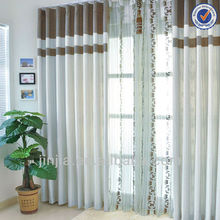 low price Home decoration Readymade curtain design for hall