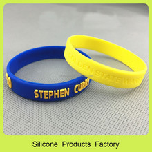 colorful silicone magnetic bracelet energy cheap custom silicone bracelet/silicone bracelet free mold