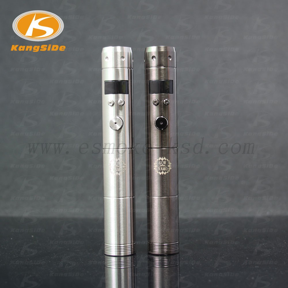 KSD Updated from Adjustable pin Vamo V6 20W --40w Vamo 7 pcb vaporizer
