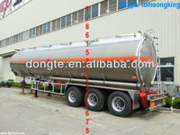 Dongte LPG , Chemical,oil,fuel ,water, liquid tank semi trailer mobile fuel tank Call:86-15271357675