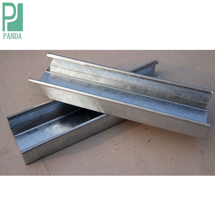 Metal Profile with Galvanized Steel Strip <strong>Material</strong>