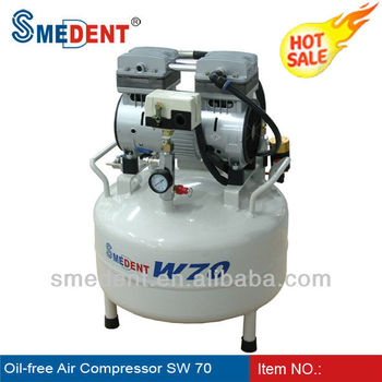 dental silent air compressor / silent compressor / China