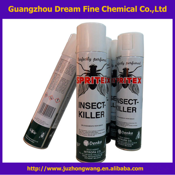 Brand Spritex alcohol based Insecticide Aerosol Spray