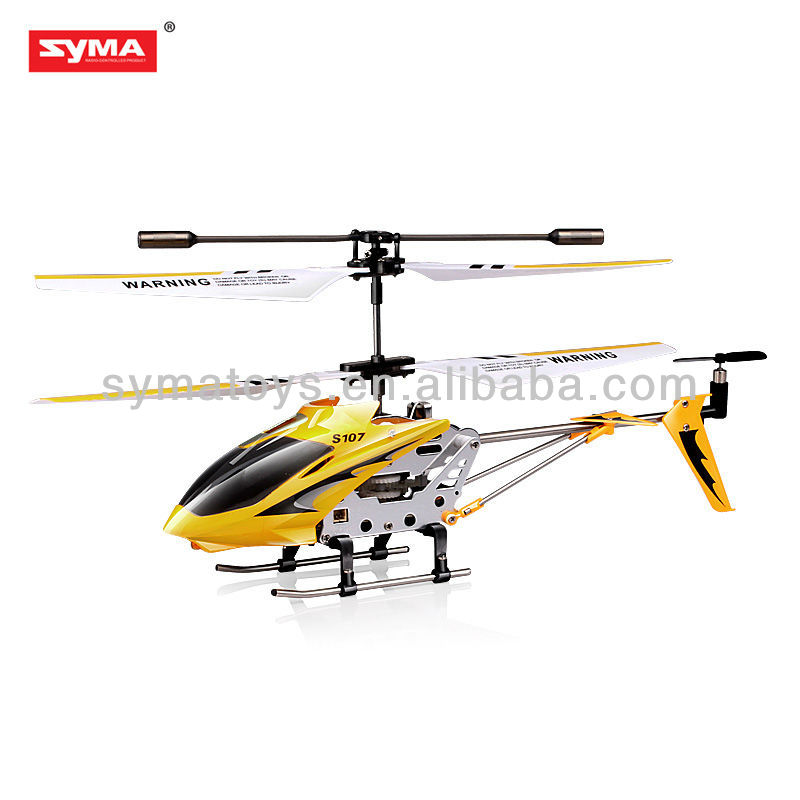 SYMA S107G Mini Size with search light 3 channel helicopter with gyro