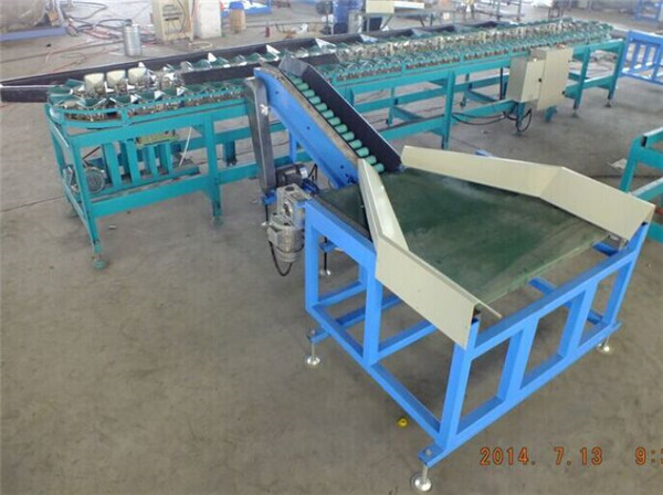CHEAP AND HIGH EFFICIENCY MANGO GRADING MACHINE, MANGO SIZING MACHINE