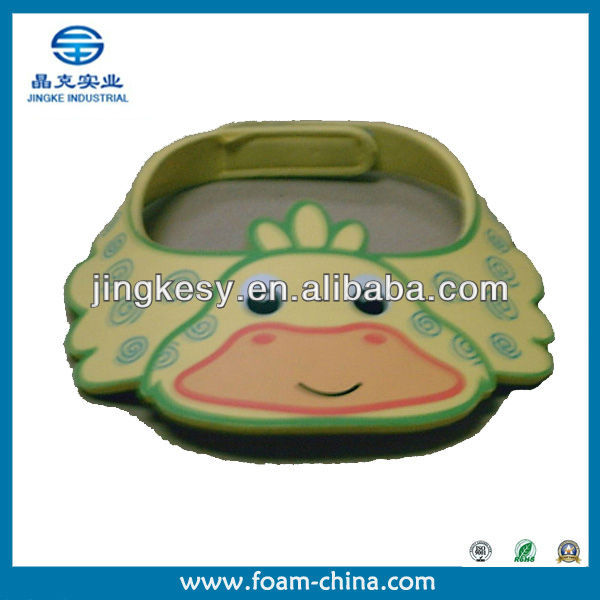 eco-friendly lovely eva foam animal hat material manufacturer in shanghai,china