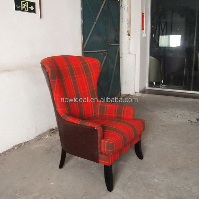 wingback chair, loveseat and sofa for hotel, home, cafe (NC5116)