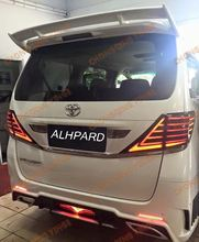 New Led Tail Light for Toyota Alphard 08-14 Auto Parts Light Accessories