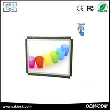 Manufacture Bulk Cheap Industrial Open Frame Comptuer 15 inch LCD Monitor