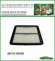 non-woven car Air Filters for HYUNDAI OEM 28113-3E000