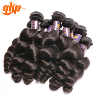 7a peruvian virgin raw unprocessed 100% human hair tangle free