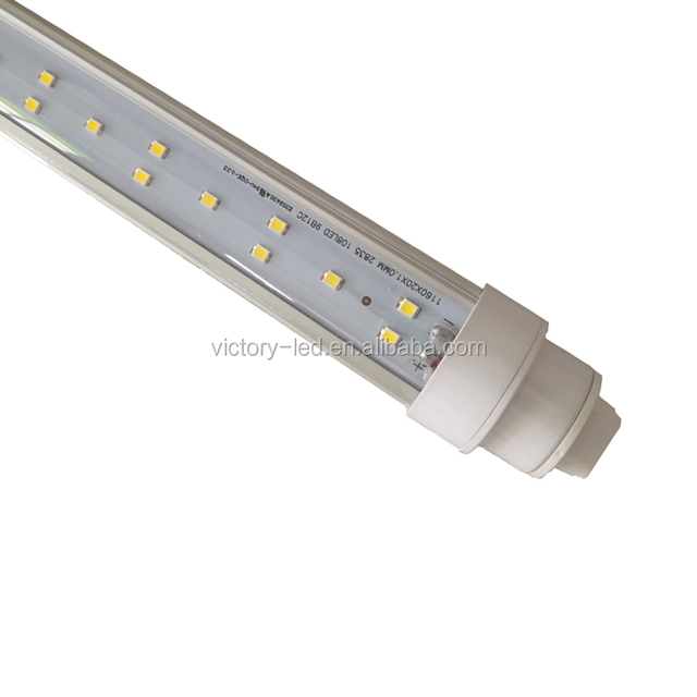 4FT LED T8 Tube Light R17D Fluorescent Replacement Lamp Bulb 4 Foot