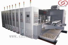 GIGA LX 608 Corrugated Sheet Bending Machines For Packaging