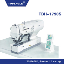 TOPEAGLE TBH-1790S electronic stright button hole machine price