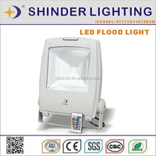 landscape tree lighting 50w dmx rgb outdoor led flood light