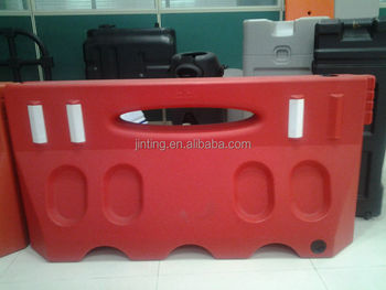 plastic water barrier,road water barrie plastic r,traffic barrier