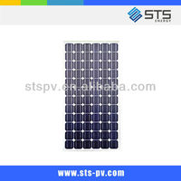 150W high quality cheap solar panels