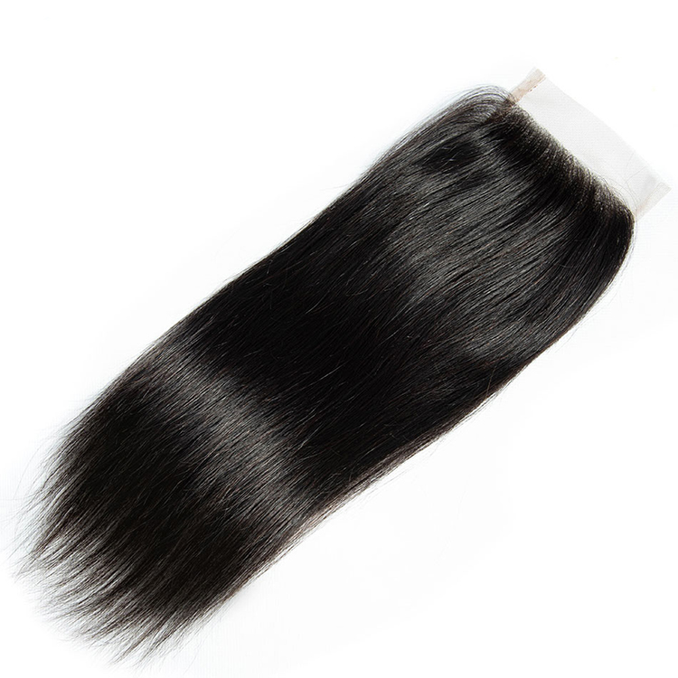Free Sample Human Hair Bundles with Closure,Brazilian Straight Hair Vendors