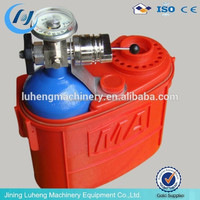 durable Compressed Oxygen Self-rescuer used for miners,Coal Mine Self Rescuer