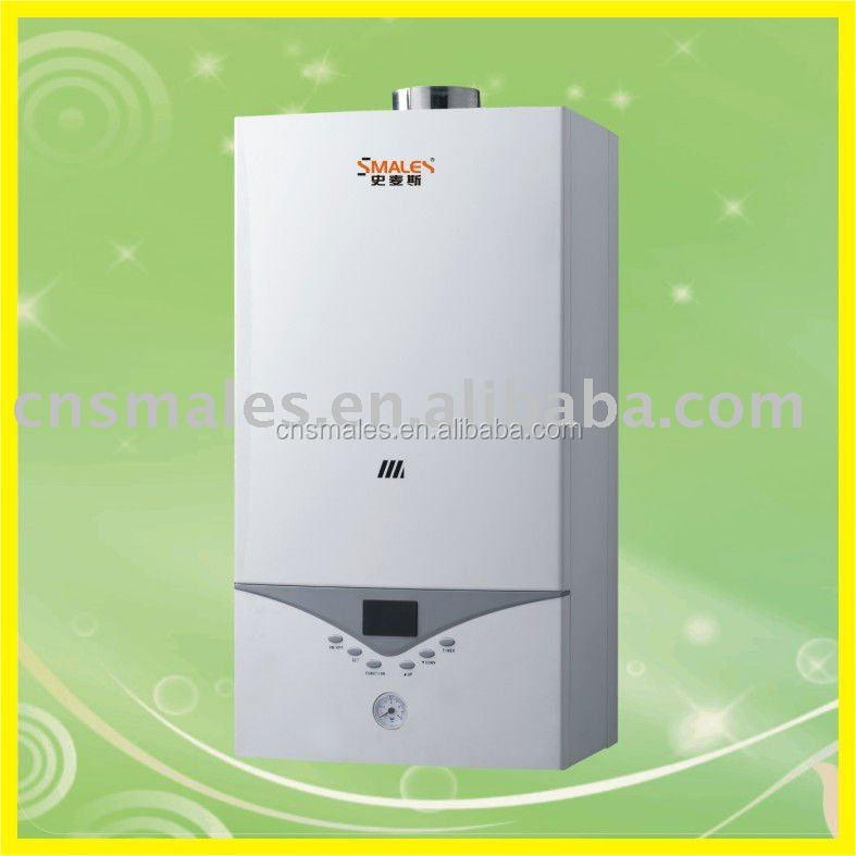 China Foshan Smales CE standard Wall Hung Electric Boiler (JLG26-BV6II) exported to Iran, Russia, Kazakhstan