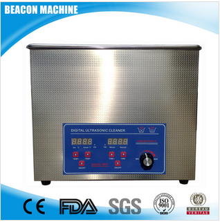 The popular 180W 6.5L industrial ultrasonic cleaner machiner AR-30AL from China