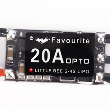 FVT Little Bee Mini 20A 2-4S Violent ESC Electric Speed Control